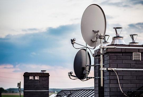 Instalación de parabólicas y satélite
